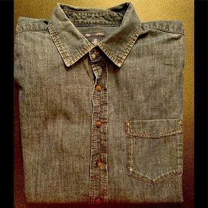 Men's Gap Denim Shirt